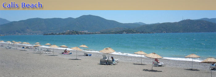 Calis Beach Picture